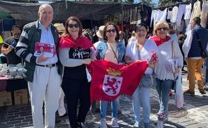 La UPL explica su programa para León en el rastro