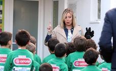 Sagrario González anuncia que deja la presidencia del Atlético Astorga
