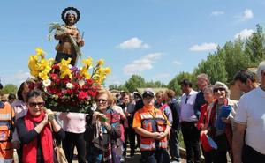 Los Huertos de la Candamia celebran esta semana su festividad, San Isidro