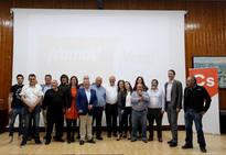 Acto de campaña de Francisco Igea en Sahagún