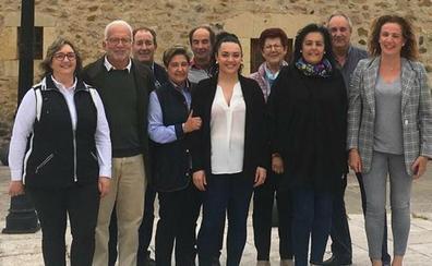 Manuela García se presenta al 26M con el objetivo de reeditar su Alcaldía en La Vecilla