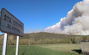 La provincia vivió uno de los tres incendios más graves de España en 2018, el año menos voraz