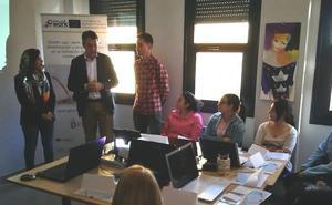 La Diputación impulsa una plataforma de formación 'on-line' para las mujeres rurales con dificultades para conseguir empleo