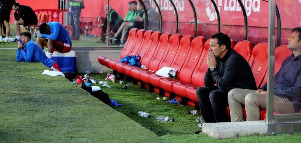 Una recta final horrible condena al Girona