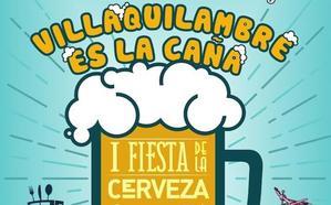 Villaquilambre celebra su primera feria de la cerveza artesana