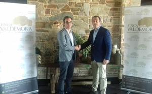 Finca Valdemora renueva como 'socio' del Ademar León