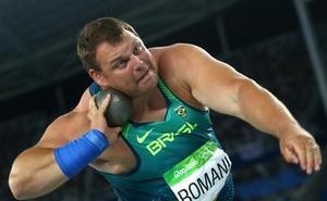 Los lanzadores olímpicos brasileños se concentran en el CAR de León