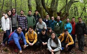 Los alumnos de geografía de la ULE reciben formación práctica en Picos de Europa