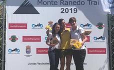 Arana y Santín se coronan en el Monte Ranedo
