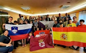 Recepción de participantes del programa Erasmus+