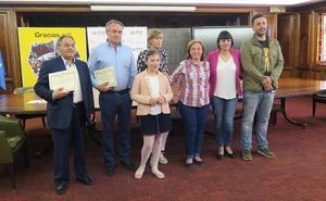 Patricia Santos, del Ponce de León, protagonista en los premios del Certamen de las Jornadas Municipales para Mayores