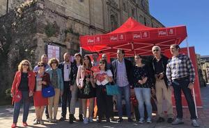 El Bierzo, protagoniza el primer vídeo de campaña del PSOE de León para el 26-M