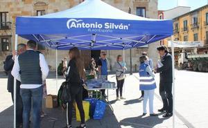 Silván apuesta por promocionar el Casco Antiguo con medidas fiscales y urbanísticas