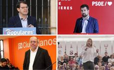 Encuesta: ¿quién crees que ha ganado el debate entre los candidatos a la Junta de Castilla y León?