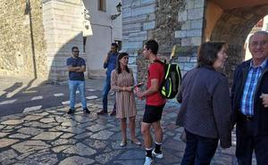 Cs León se compromete con la protección del patrimonio de la ciudad