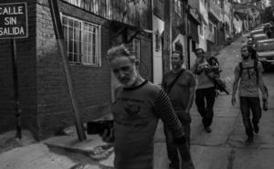 El Musac presenta el documental 'La línea de la sombra' después de más de 10 años de trabajo de Alberto García Alix con el director de la obra