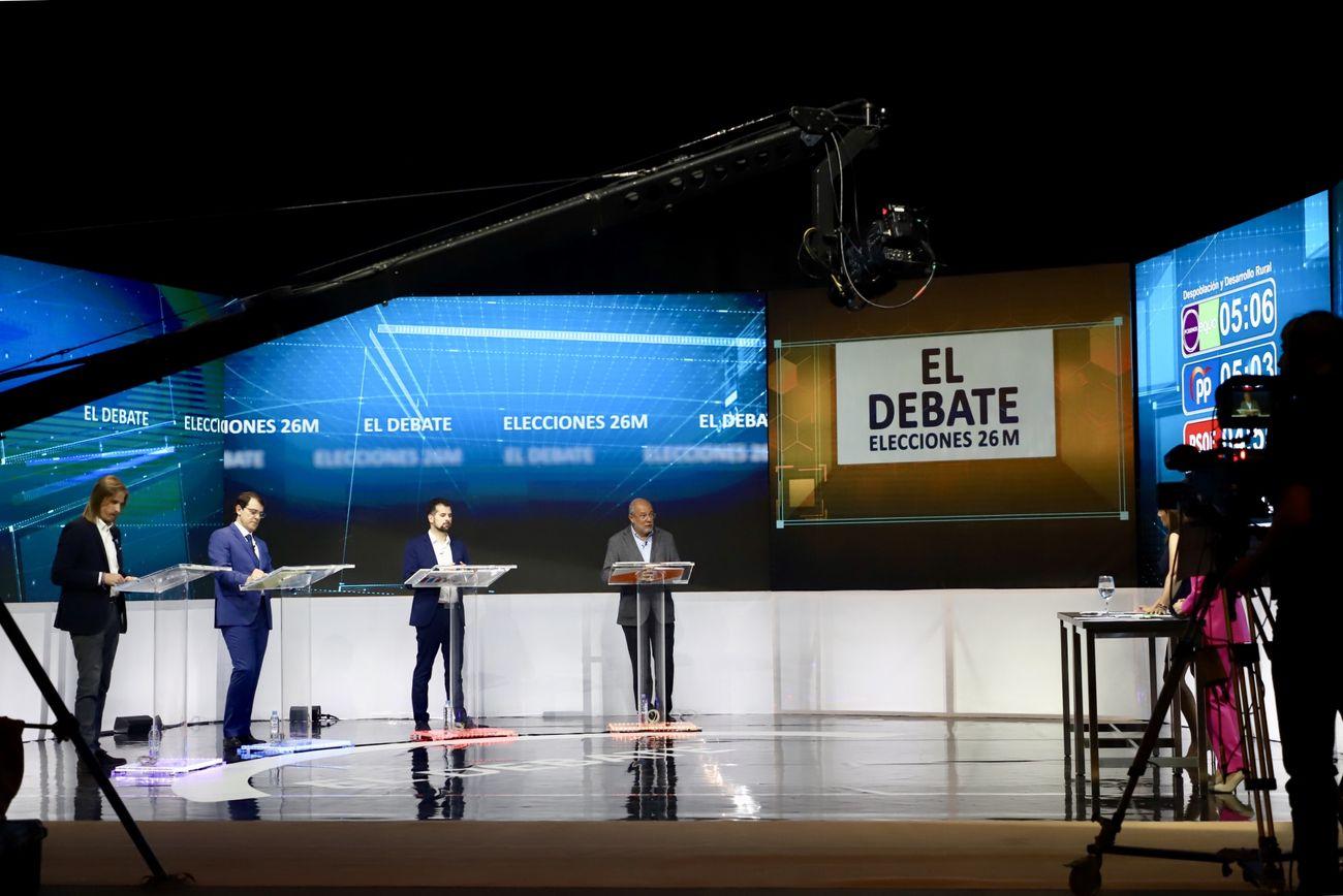 Debate electoral