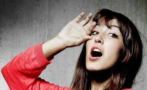 Anni B. Sweet: «Cantar en castellano me ha abierto una nueva puerta con la que disfruto muchisimo»