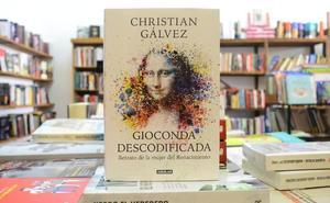 Christian Gálvez toma protagonismo en la Feria del Libro de León