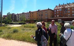 IU afirma que los vecinos de San Esteban se quejan de que no han recibido «ni un euro» de los fondos Edusi