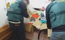 Desmanteladas en Toledo cuatro bandas que robaron 2.450 teléfonos móviles