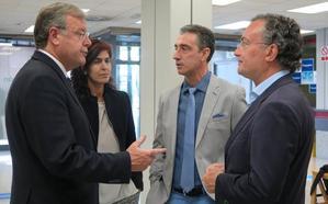 Auvsi avanza en la sede electoral del PP que León tendrá en tres meses un proyecto para ser 'cuna de la movilidad'