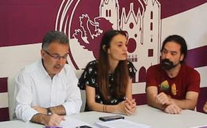 Podemos aspira a gobernar en coalición con el PSOE para darle la valentía que necesita León