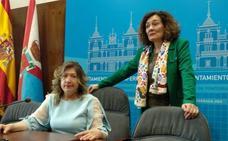 Gancedo dice adiós al Ayuntamiento y a la vida política activa y solicita reincorporarse a su puesto como funcionaria municipal en el área de Cultura