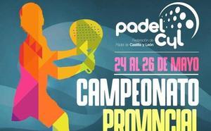 El Campeonato Provincial de Pádel busca representantes para el autonómico