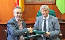 La Universidad de León y Aspaym estrechan lazos para trabajar en un futuro en proyectos conjuntos