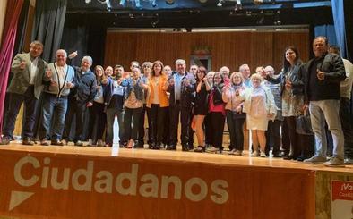 Ciudadanos presenta las trece listas que transformarán el sur de León