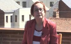 Carmen Franganillo (IU): «No podemos seguir poniendo todos los huevos en la cesta de la hostelería y vivir de empresas 'cazasubvenciones'»