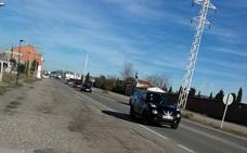 Santovenia reclamará en bicicleta el desdoblamiento de la VA-113