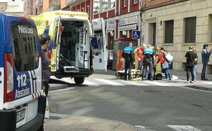 Los cuatro peatones fallecidos en cinco meses disparan la alarma por atropellos en Palencia