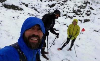 La nieve obliga a suspender el desafío del Cainejo 2019