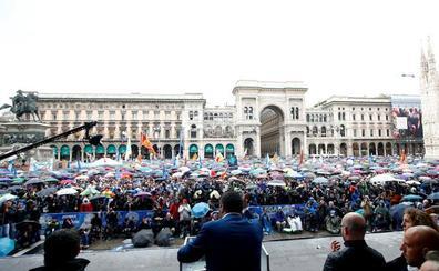 Salvini se corona como líder de la ultraderecha europea
