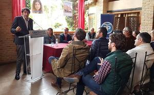 Suárez-Quiñones: «Siempre hemos estado con los agricultores, porque nosotros somos municipalista y del medio rural»