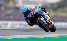 Alex Márquez se suelta en Le Mans