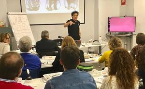 Ronaldo Hirata, exponente mundial de la Estética dental, protagoniza unas jornadas formativas en León