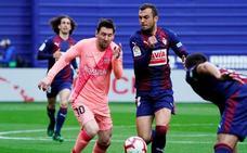 La Liga baja el telón con un doblete de Messi