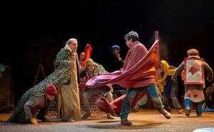 El leonés Javier Bermejo, profeta en su tierra pone en escena el 'Auto de los inocentes'