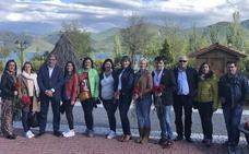 Nuria Rubio propone en Riaño una política rural equitativa y que gestione de forma eficiente los recursos