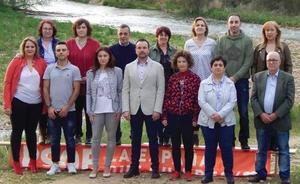 El PSOE apuesta por un equipo joven y de progreso para gobernar en Sariegos