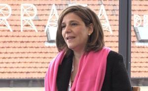 Olga García, candidata de VOX a la Alcaldía de León: «Los leoneses van a ser mis jefes soberanos, si no cumplo, me iré a casa»