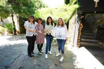 Evento 'Godello&Ostra', que se celebra en Cacabelos