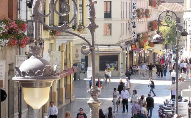 Silván ve una ciudad «más viva y atractiva» en estos últimos cuatro años