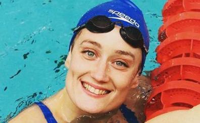La nadadora Mireia Belmonte sale con un concursante de 'Operación Triunfo'