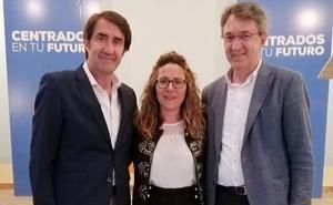 Ana Isabel Alegre presenta su candidatura para Valdevimbre