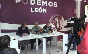 El 'pacto fiscal' de Podemos para León: empleo, vivienda, servicios públicos e infraestructuras