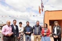 Tudanca visita el municipio de Villaquilambre
